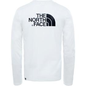 The North Face Easy Maillot manga larga Hombre, tnf white